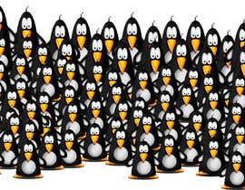 #6 untuk Illustrate a Cute Penguin and His Group!!! oleh ruxian