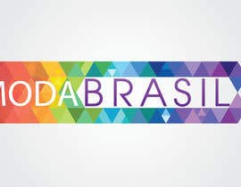 #44 for Design a Logo for ModaBrasil - fashion  Brazil Style af KiVii