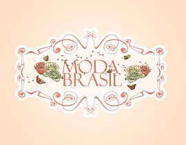 #32 for Design a Logo for ModaBrasil - fashion  Brazil Style af rimskik