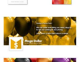 #130 for Develop a Corporate Identity for Mega Dollar af commharm