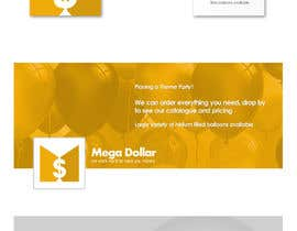 #137 for Develop a Corporate Identity for Mega Dollar af commharm