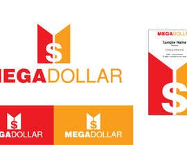 nº 40 pour Develop a Corporate Identity for Mega Dollar par isaviour99