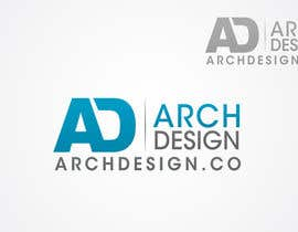 nº 102 pour Logo design for ArchDesign.co par kanno007