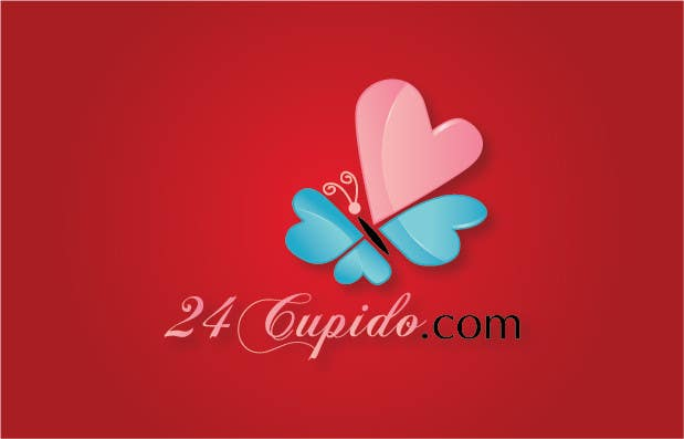 #47 for Logo design for 24CUPIDO.COM by adnanjathar