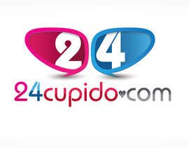 #32 for Logo design for 24CUPIDO.COM by KiVii