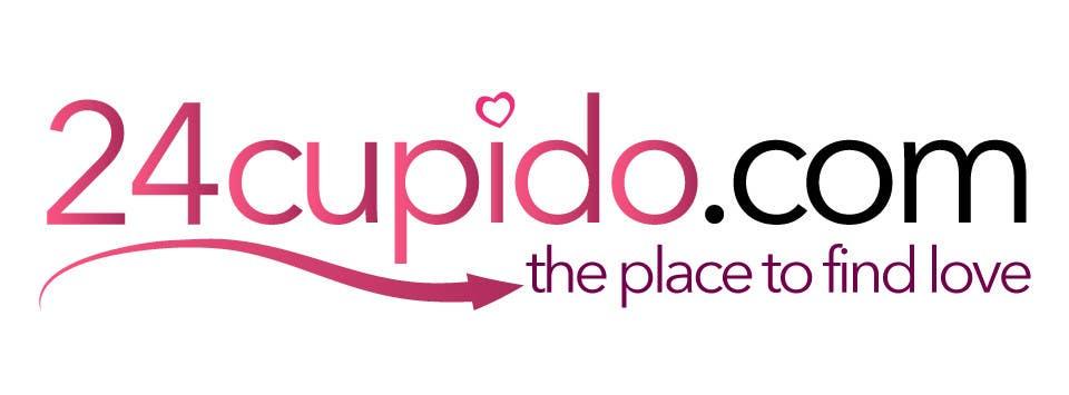 #8 for Logo design for 24CUPIDO.COM by andreaosorioj
