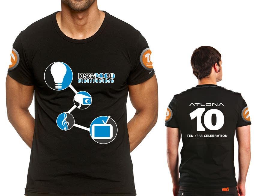 Inscrição nº                                         18                                      do Concurso para                                         Design a T-Shirt for T-Shit