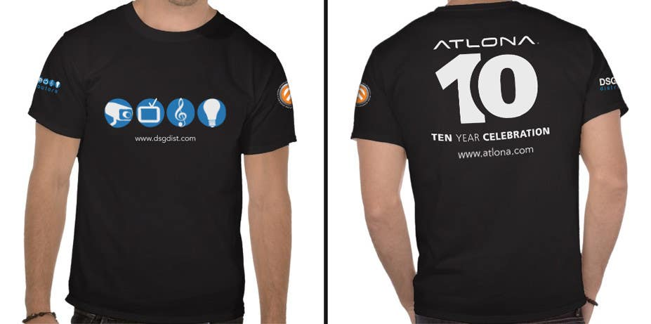 Penyertaan Peraduan #16 untuk Design a T-Shirt for T-Shit