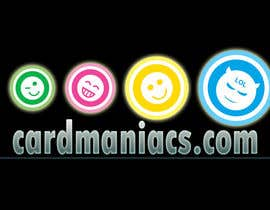 #34 for Design a Logo for cardmaniacs.com by banryuu