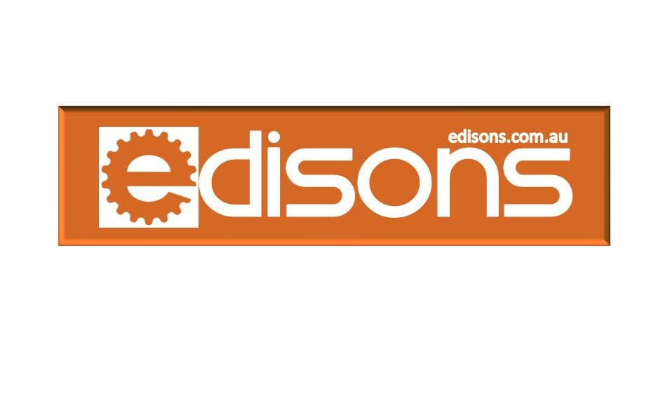 Inscrição nº 38 do Concurso para Design a Logo for a machinery/tool online store brand