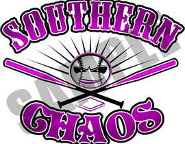 #20 para Design a Logo for Southern Chaos softball team por jrviljoen