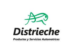 #77 cho Diseñar un logotipo for Distrieche bởi renedesign