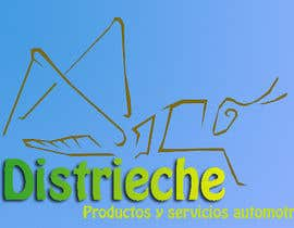 #90 cho Diseñar un logotipo for Distrieche bởi gaston29