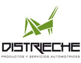 #93 for Diseñar un logotipo for Distrieche af GustavoArtista3D