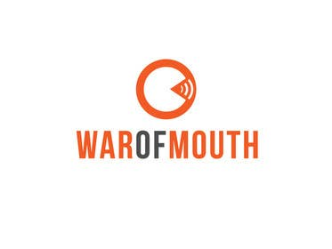 #158 for Design a Logo for WarOfMouth by rraja14