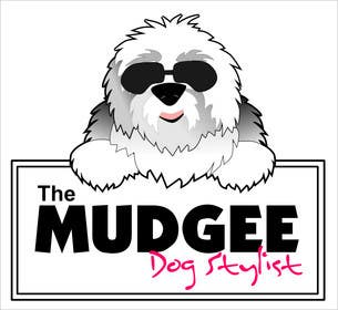 #103 для Logo Design for The Mudgee Dog Stylist от GreenAndWhite