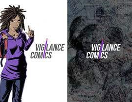 JohnJacoub tarafından Vigilance Comic Logo için no 1