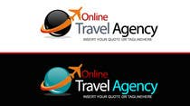 Graphic Design Contest Entry #24 for Design a Logo for an online travel agancy