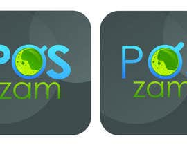 #81 for Design a Logo for POSzam by kika4ka