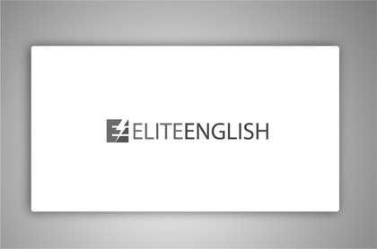 #161 for Design a Logo for Elite English by skrDesign21