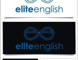 #110 untuk Design a Logo for Elite English oleh indraDhe