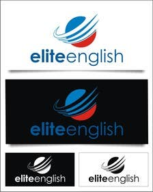 #111 for Design a Logo for Elite English by indraDhe