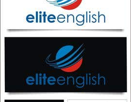 nº 111 pour Design a Logo for Elite English par indraDhe