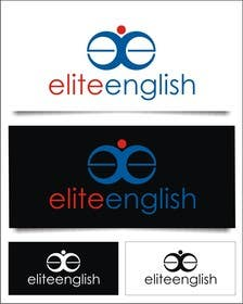 #113 for Design a Logo for Elite English by indraDhe