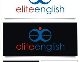 #113 untuk Design a Logo for Elite English oleh indraDhe