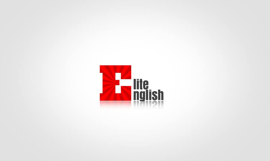 #94 for Design a Logo for Elite English by wlgprojects