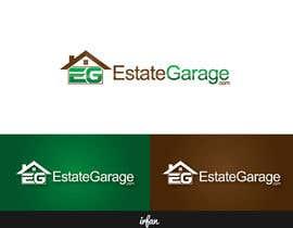 nº 81 pour EstateGarage.com - A Professional Logo Design Contest par designrider