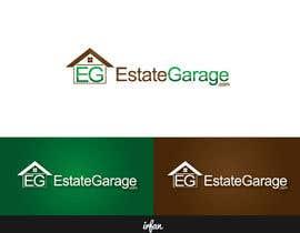 nº 82 pour EstateGarage.com - A Professional Logo Design Contest par designrider