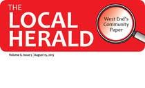 Bài tham dự #19 về Graphic Design cho cuộc thi Design a Logo for a newspaper