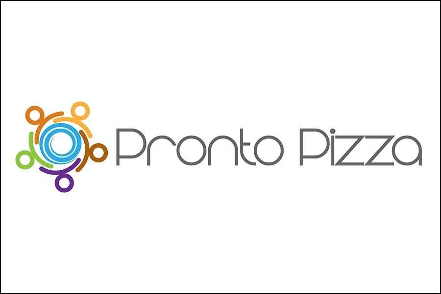 #21 for Logo Design for pronto pizza web site by iakabir