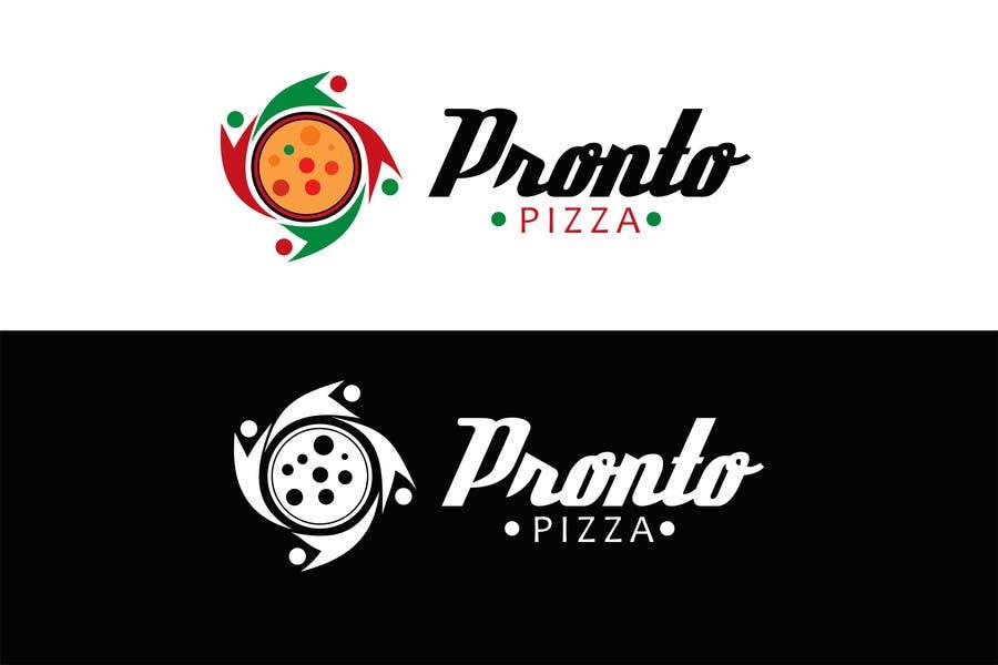 #142 for Logo Design for pronto pizza web site by shivamsharmalko