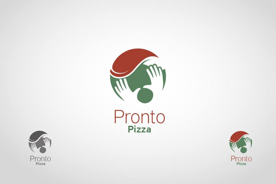 #254 for Logo Design for pronto pizza web site by mdimitris