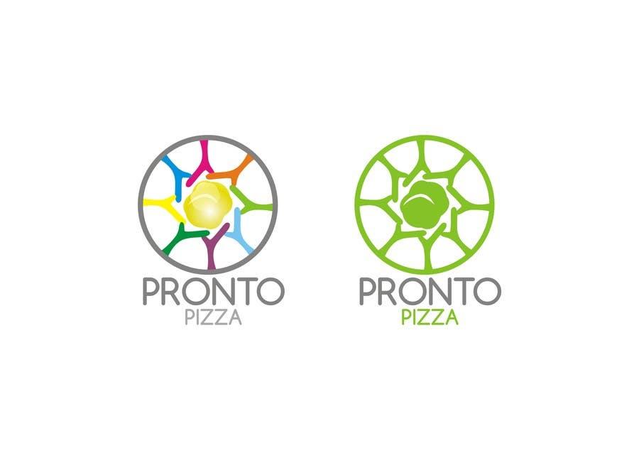#11 for Logo Design for pronto pizza web site by santosrodelio