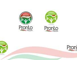 #115 para Logo Design for pronto pizza web site por santosrodelio
