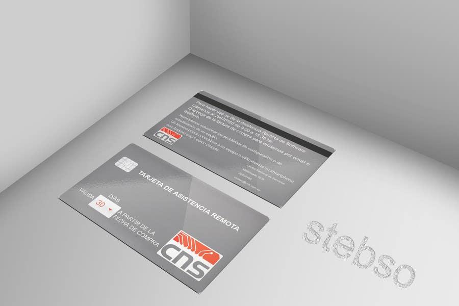 dbcdd46b1 Entry  2 by stebso for Crear diseño de impresión y presentación Credit Card  Style