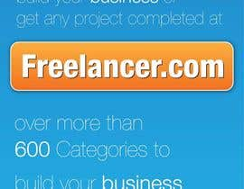 Manojm2 tarafından Design an Advertisement for Freelancer.com to go in an eBook. için no 3