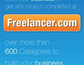 Manojm2 tarafından Design an Advertisement for Freelancer.com to go in an eBook. için no 5