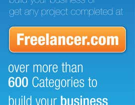 Manojm2 tarafından Design an Advertisement for Freelancer.com to go in an eBook. için no 6