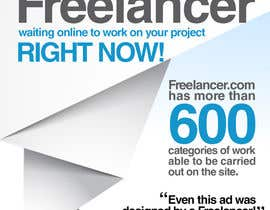 #1 cho Design an Advertisement for Freelancer.com to go in an eBook. bởi TonyFitz317