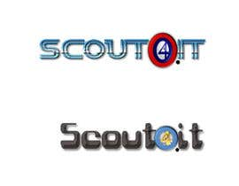 #37 para Design a Logo for http://scoutfor.it por ABHIJITPRJ222