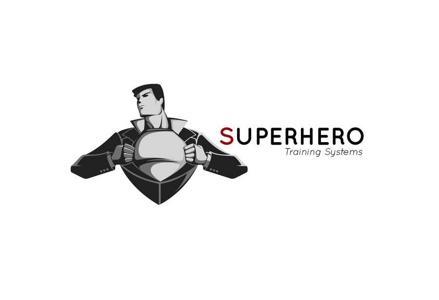 """#17 for Design a Logo for """"Superhero Training Systems"""" by skywarematt"""