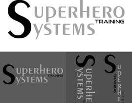 "#22 para Design a Logo for ""Superhero Training Systems"" por Siddhant7Saxena"