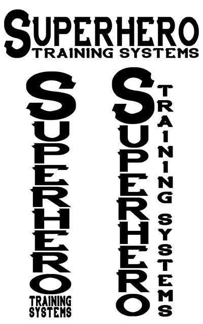 "#15 for Design a Logo for ""Superhero Training Systems"" by nythmeiyr"