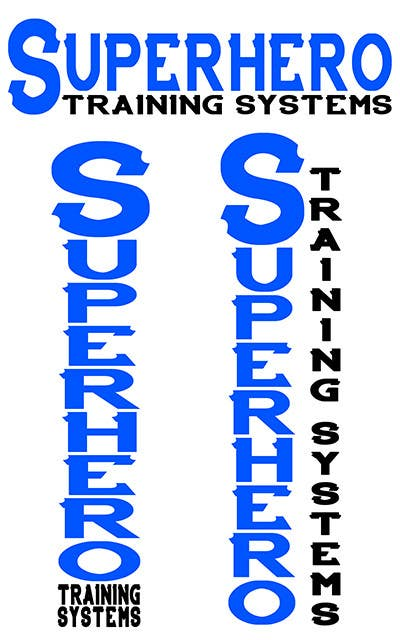 "#16 for Design a Logo for ""Superhero Training Systems"" by nythmeiyr"
