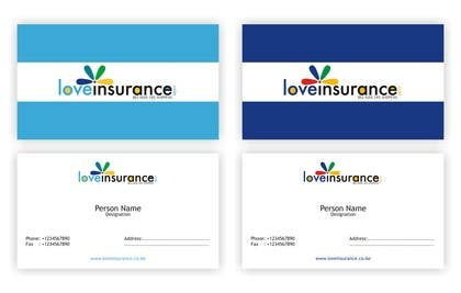 #124 for Design a Logo for loveinsurance.co.ke af nomi2009