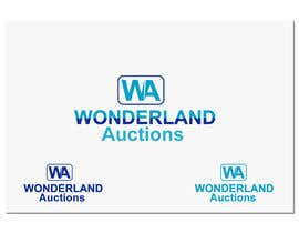 #27 for Design a logo for Wonderland Auctions af won7